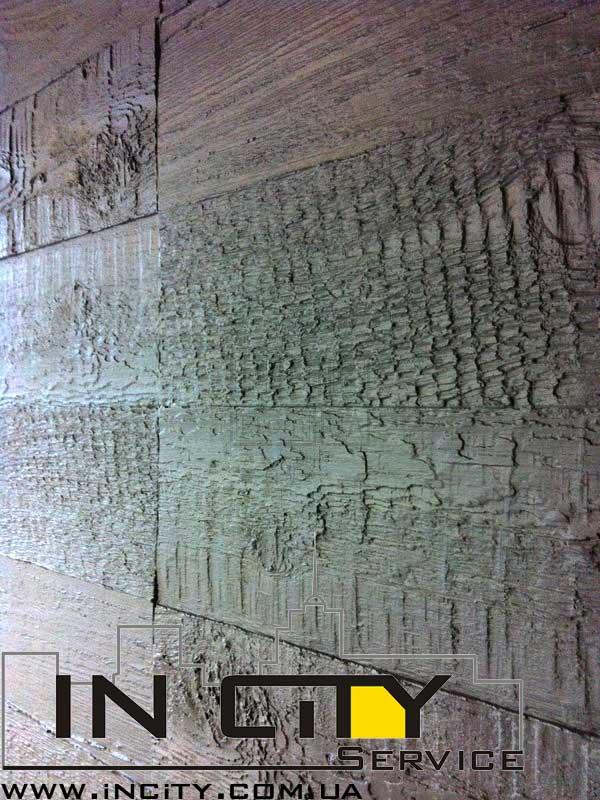 3д панели для стен след грубой доски