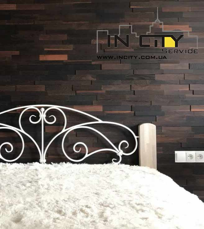 Деревянные панели для стен коллекция 3D