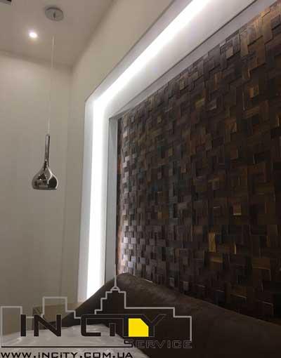 панели из дерева для стен