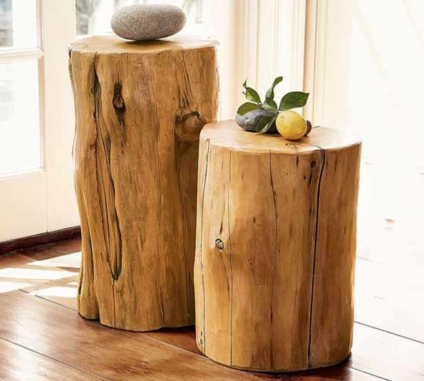 деревянные 3D панели для стен пример
