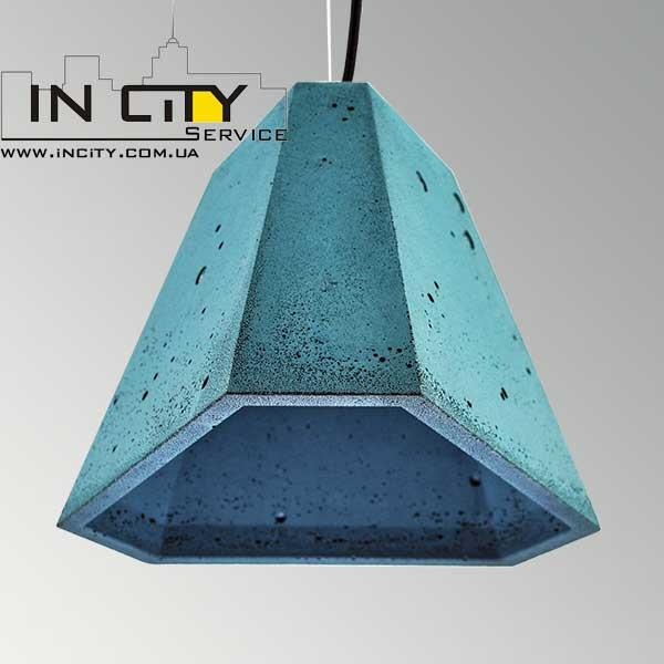 Бетонные светильники ЧП Сом, Agara Трего
