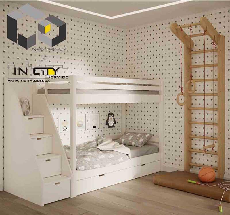 dizain detskoy komnaty/ дизайн детской комнаты