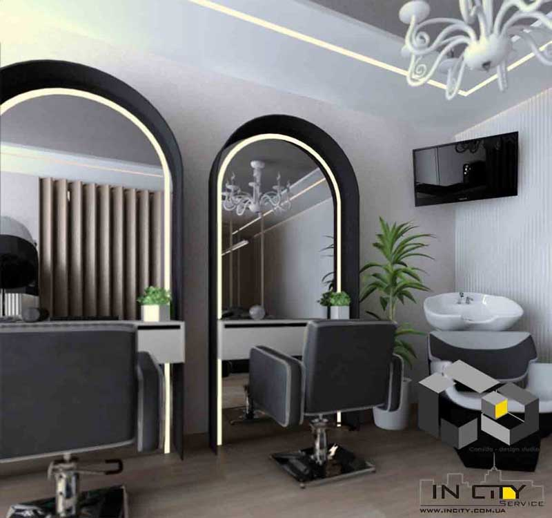 Disain kommerciya | Дизайн офисных помещений