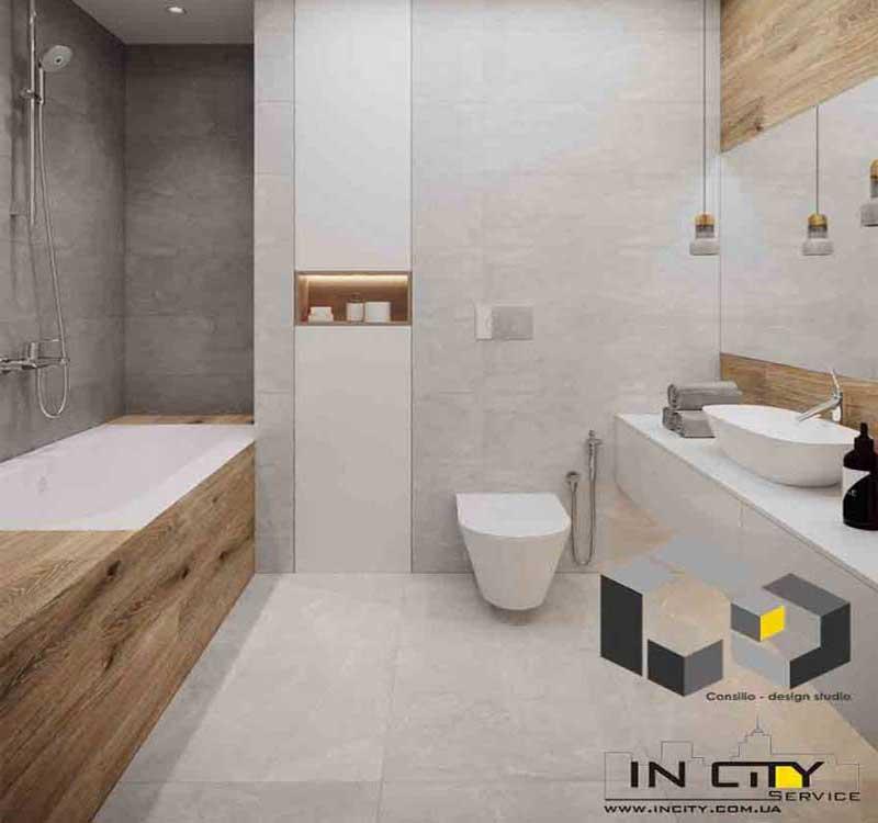 Disain vannoy | Дизайн ванной комнаты